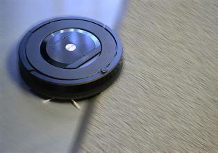Запознайте се с iRobot Roomba