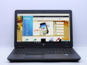 Мобилна работна станция HP ZBоок 15
