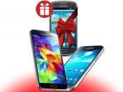 Samsung Galaxy S4-S5+Подарък
