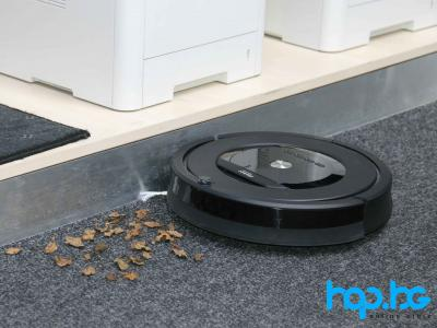 Тествайте iRobot Roomba 805