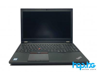 Мобилна работна станция Lenovo ThinkPad P50